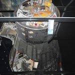 Actual Gemini XII spacecraft (1966)