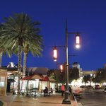 Town Square , rua e lojas