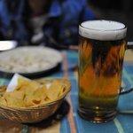 Cerveja de pressão espanhola