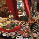 buffet froid a serre chevalier