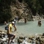 Caminata por el río Chillar