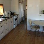 Upper suite full kitchen