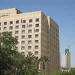 Vista general del hotel