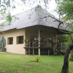 "Onze ""Out of Africa"" safari lodge"