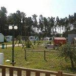 Parque para as crianças