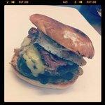 Pemberman's burger mmmmm!