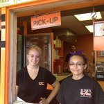 pleasant and friendly staff