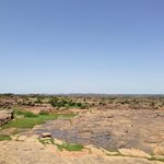 Vue de la plaine, région de Mopti
