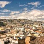 vue sur la vieille ville de la terrasse