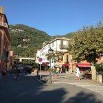 Bonassola near Levanto - centre