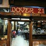 Fachada Bar Dover 21