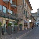 Hotel con vista su Santa Maria degli Angeli
