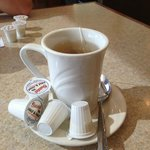 Cup of tea @ Branford Townhouse Restaurant