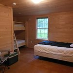 Really nice and spacious cabin