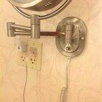 Jr Suite Bathroom - Rusted Fixture