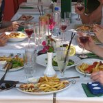 Traditional Greek Food - Well done