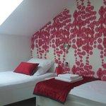 seconda camera da letto mansardata