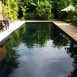 Swimming Pool at the Bunwin Boutique hotel