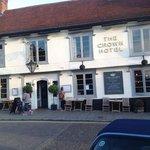 Crown Hotel in Framlingham Suffolk