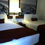 Nicely redone rooms