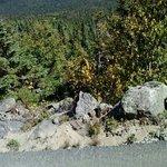 view edge road