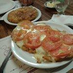 suprema la andina!! con tortilla española!!