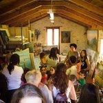 Mika's Painting Studio