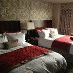 Nicely Renovated Room