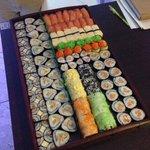 il favoloso sushi !!!!
