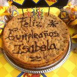 Torta de Galleta Chocochip !! Riquisima