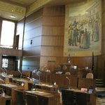Oregon State Senate Chamber