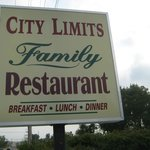 City Limits Family Restaurant, South Main Street