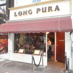 Street view of Long Pura Indonesian Restaurant