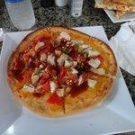 Texican Chicken Pizza