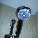 """really """"clean"""" shower head"""