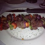 steak kabobs - delicious!