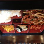 Bento Box Lunch- Bulgogi