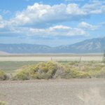 No lake at San Luis Lake State Park