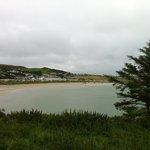Across Downings Bay