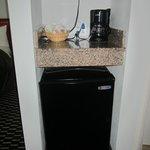 Microwave area