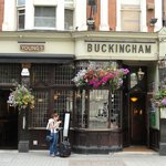 The Buckingham Arms Pub