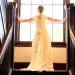 Beautiful Riverside Inn Bride