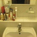 Baño pequeño - Limpieza excelente