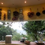 LVB outdoor kitchen with a view!