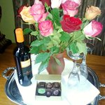 "Our ""Romance"" package is a favorite with guests"