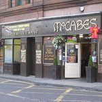 McCabes in Ayr