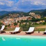 Relaxing Pool Terrace