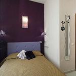 AMETHYSTE - camera matrimoniale letto alla francese