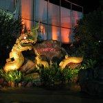 Naga - Photo corner in Cultural Park