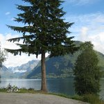 """Beautifiul picnic spot on """"3 Fjord cycle Ride"""""""